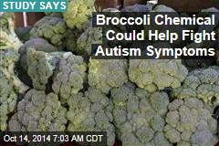 Broccoli Chemical Could Help Fight Autism Symptoms