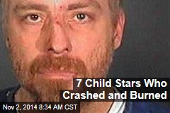 7 Child Stars Who Crashed and Burned