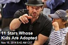 11 Stars Whose Kids Are Adopted