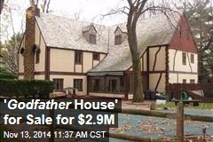 'Godfather House' for Sale for $2.9M