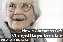 How a Christmas Gift Changed Harper Lee's Life