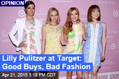 Lilly Pulitzer at Target: Good Buys, Bad Fashion