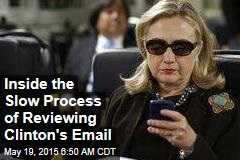 Coming in January: Clinton's Email