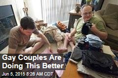 Gay Couples Are Doing This Better