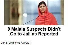 8 Malala Suspects Didn't Go to Jail as Reported