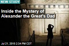 Alexander the Great's Dad Proves Elusive