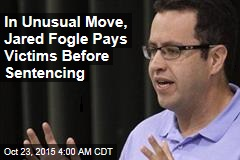 10 Jared Fogle Victims Get $100K Checks