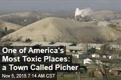 One of America's Most Toxic Places: a Town Called Picher