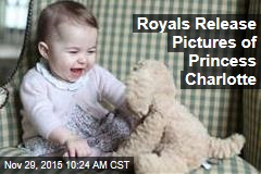 Royals Release Pictures of Princess Charlotte