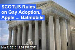 SCOTUS Rules on Gay Adoption, Apple ... Batmobile