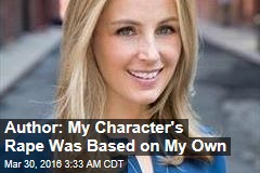 Author: My Character's Rape Was Based on My Own