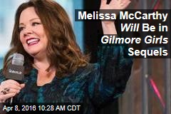 Melissa McCarthy Will Be in Gilmore Girls Sequels