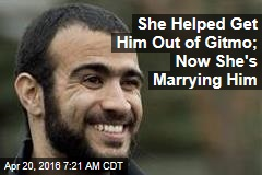She Helped Get Him Out of Gitmo; Now She's Marrying Him
