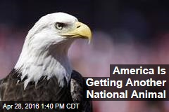America Is Getting Another National Animal