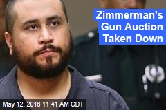 Zimmerman's Gun Auction Taken Down
