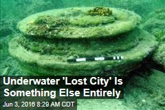 Underwater 'Lost City' Is Something Else Entirely