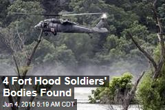 4 Fort Hood Soldiers' Bodies Found