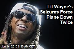 Lil Wayne's Seizures Force Plane Down Twice