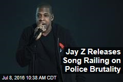 Jay Z Releases Song Railing on Police Brutality
