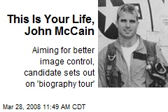 This Is Your Life, John McCain