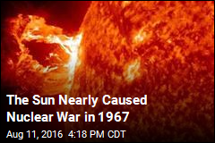 The Sun Nearly Caused Nuclear War in 1967