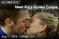 Meet Rio's Golden Couple
