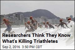 Researchers Think They Know What's Killing Triathletes