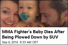Toddler Son of MMA Fighter Dies After Alleged DUI Crash