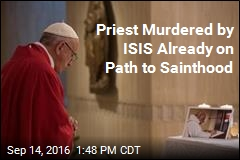 Priest Murdered by ISIS Already on Path to Sainthood