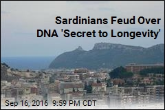 Sardinians Feud Over DNA 'Secret to Longevity'
