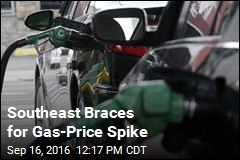 Southeast Braces for Gas-Price Spike