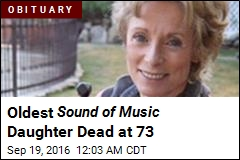 Oldest Sound of Music Daughter Dead at 73