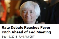 Rate Debate Reaches Fever Pitch Ahead of Fed Meeting