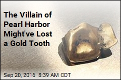 The Villain of Pearl Harbor Might've Lost a Gold Tooth