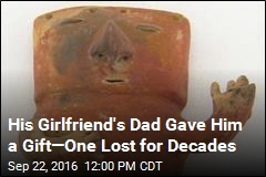 His Girlfriend's Dad Gave Him a Gift—One Lost for Decades