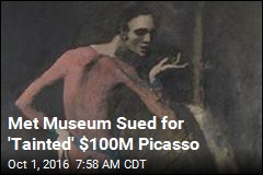 German Jew's Relative Sues NY Met for $100M Picasso