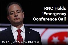 RNC Holds 'Emergency Conference Call'
