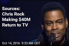 Sources: Chris Rock Making $40M Return to TV