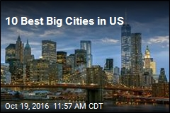 10 Best Big Cities in US