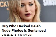 Celeb Nude Photo Hacker Sentenced