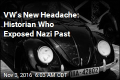 VW's New Headache: Historian Who Exposed Nazi Past