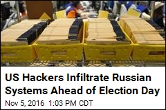 US Ready to Retaliate for Russian Cyberattack on Election