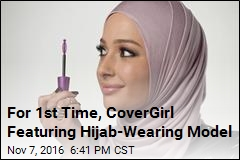 CoverGirl Recruits Muslim Vlogger for New Ad Campaign