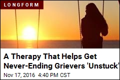 How People With 'Complicated Grief' Are Finding Relief