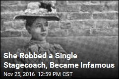 She Robbed a Single Stagecoach, Became Infamous