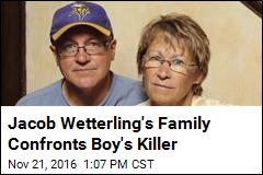 Jacob Wetterling's Family Confronts Boy's Killer