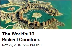 The World's 10 Richest Countries