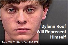 Dylann Roof Will Represent Himself
