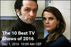 The 10 Best TV Shows of 2016