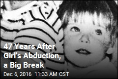 47 Years After Girl's Abduction, a Big Break